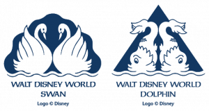Swan and Dolphin logo